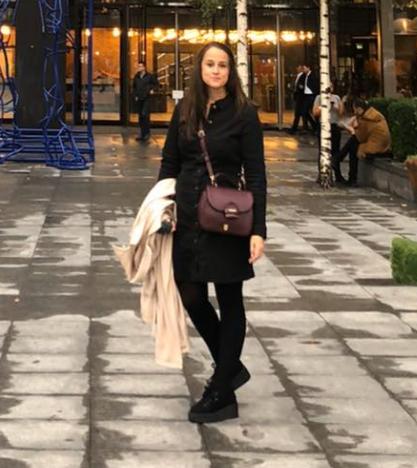 Georgia Shumanova